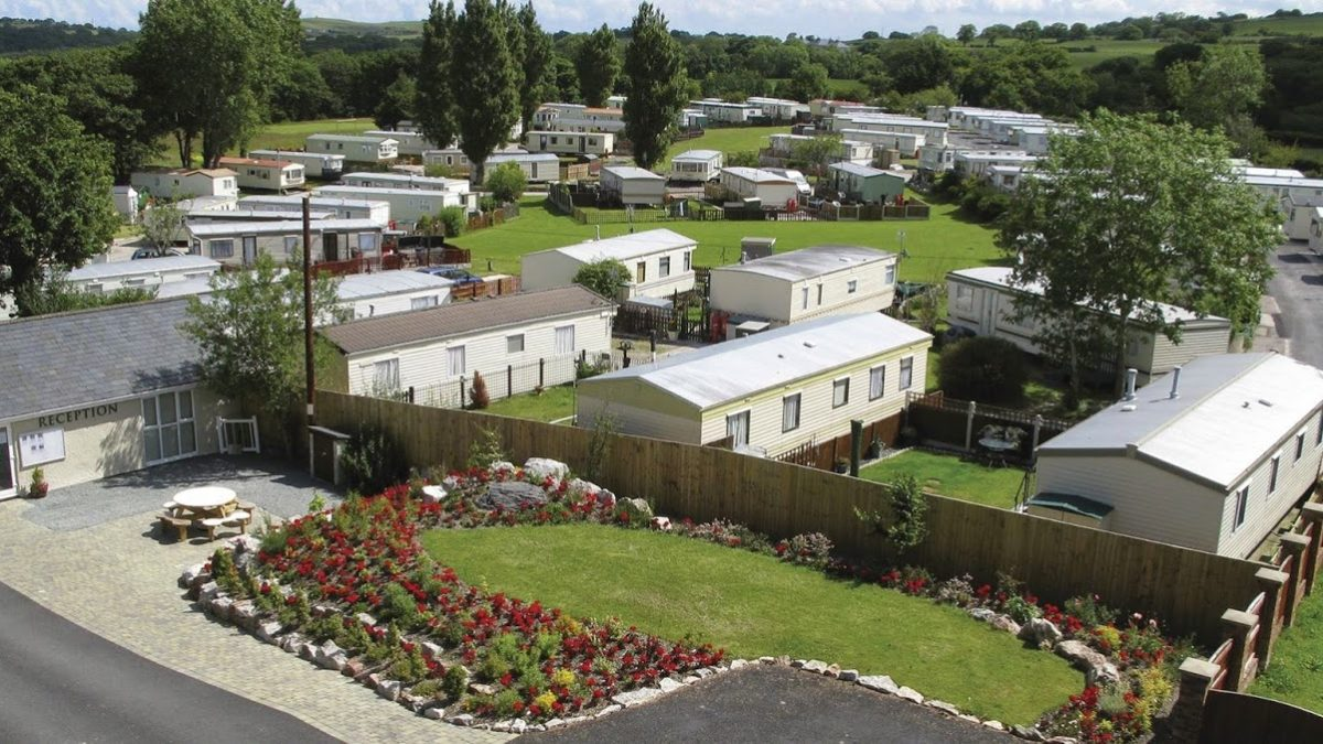 Caravans to hire in North Wales UK